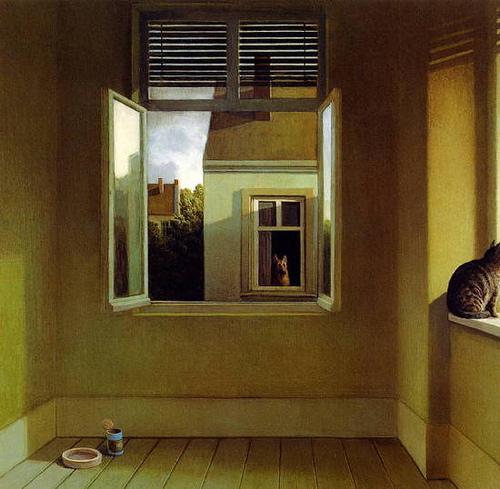 michael-sowa-a-summers-night-s-melancholy-en-old-paint