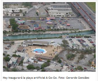 Playa a Go-Go de Medina