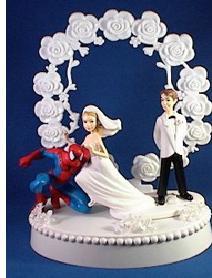¡Spiderman la salva!
