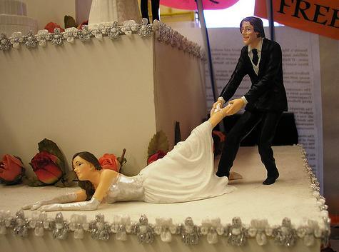 La novia renuente. ¡La mejor!