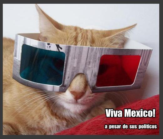 Viva Mexico a pesar