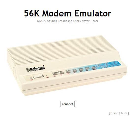 emulador modem 56 k