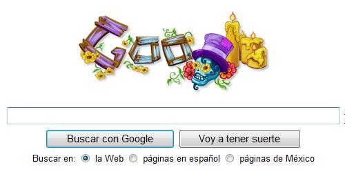 Google Mx 2 de nov 09