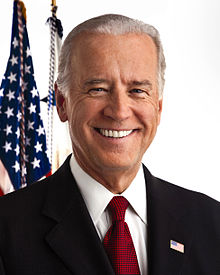 Joe Biden, actual vice-presidente de Estados Unidos